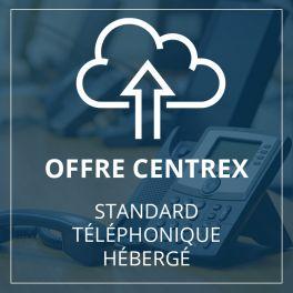 Standard téléphonique hébergé