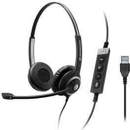 Sennheiser - SC260 USB UC MS Duo