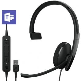 EPOS Adapt 130T USB-A II – Certifié Microsoft Teams