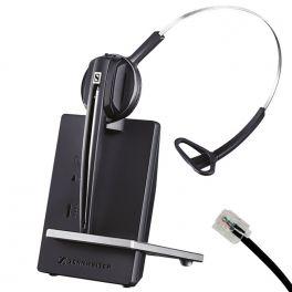 Casque Sennheiser D10 Phone Mono