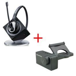 Pack liberté: Sennheiser DW Pro 1 Lync + levier mécanique de décrochage à distance HSL10