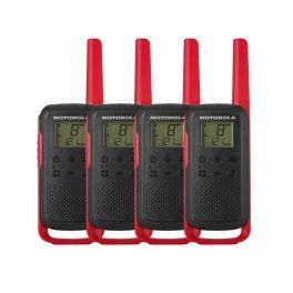 Pack de 4 Motorola T62 Rouge