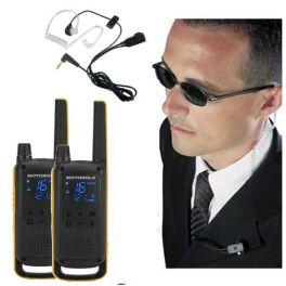 Motorola TLKR T82 Extreme + 2 Kits Bodyguards