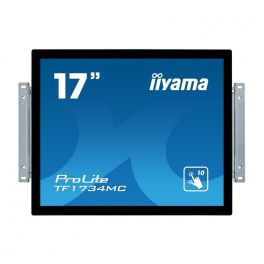IIYama - Écran ProLite 17'' Tactile TF1734MC-B6X noir