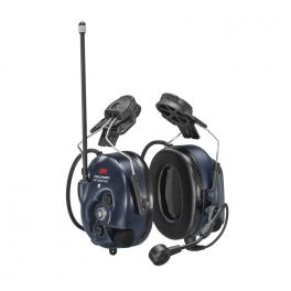 Peltor 3M Litecom WS PRO 3 DMR - Attaches casque