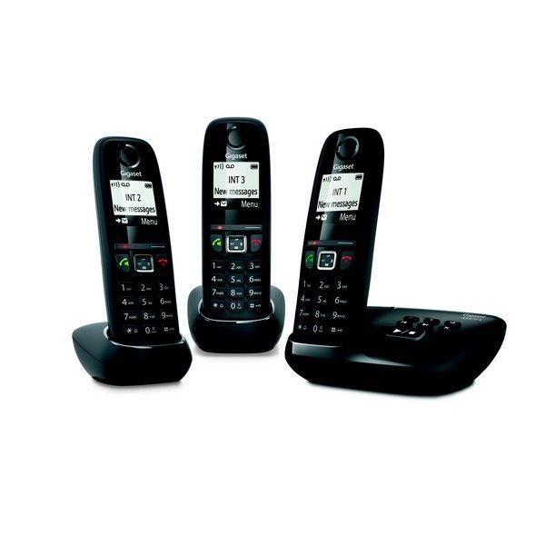 Téléphone Sans Fil Gigaset AS470A Trio