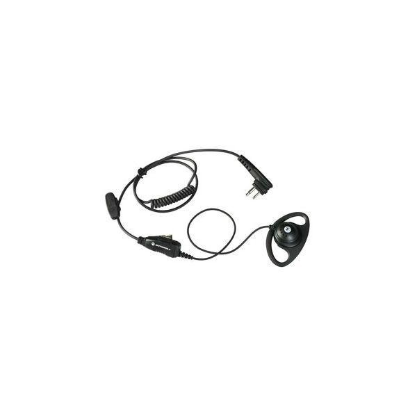 Kit mains-libres earloop pour Motorola Séries XT