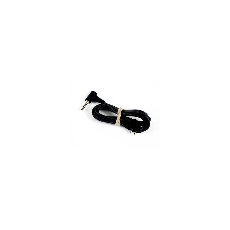 Câble 3M Peltor jack 3.5mm pour raccordement radiocom / MP3