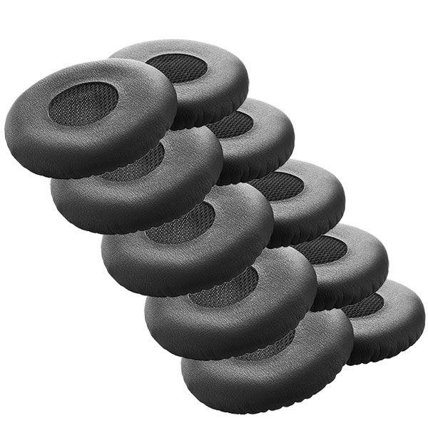 Coussinets simili cuir pour Jabra Evolve 20/30/40/65