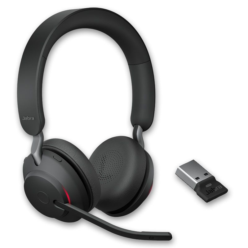 Jabra Evolve2 65 USB-A Duo - Version UC