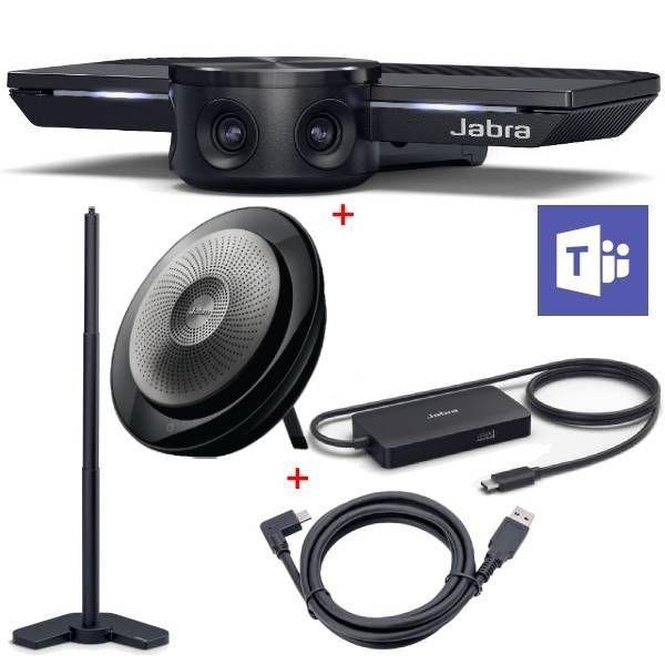 Jabra - PanaCast Pack 710M et Support