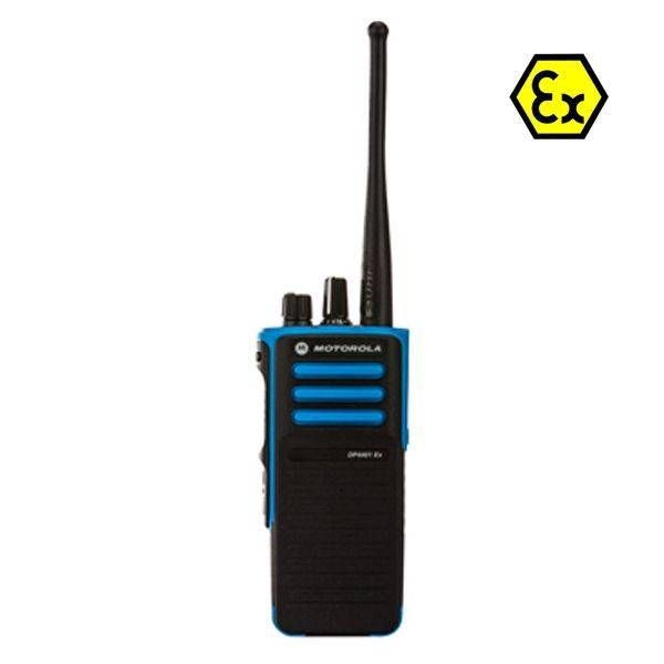 Motorola DP4401 ATEX UHF