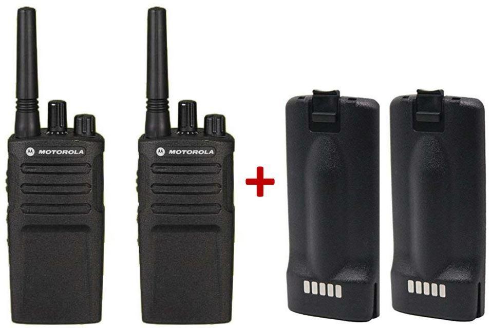 Pack de 2 Motorola XT420 + Batteries Haute Capacité