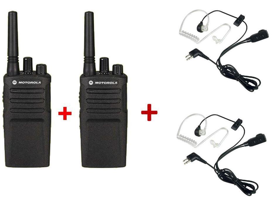 Pack de 2 Motorola XT420  + 2 kits Bodyguard