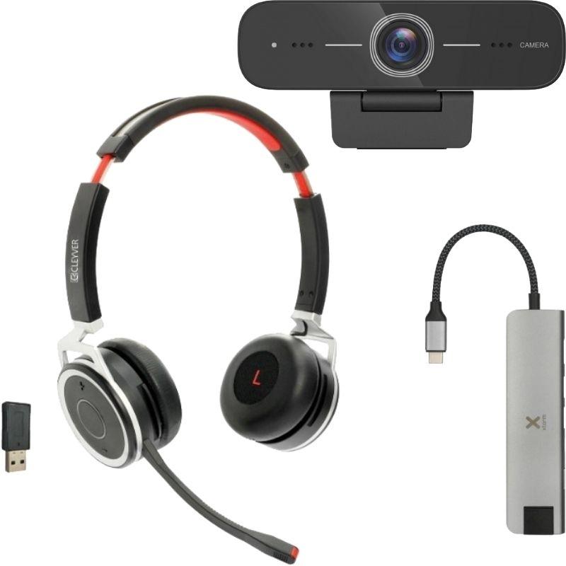 Pack Flextool Cleyver Bluetooth - Pour travailleur nomade