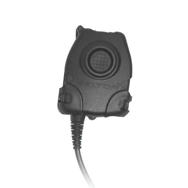3M Peltor Adaptateur PTT J11 2-Pins