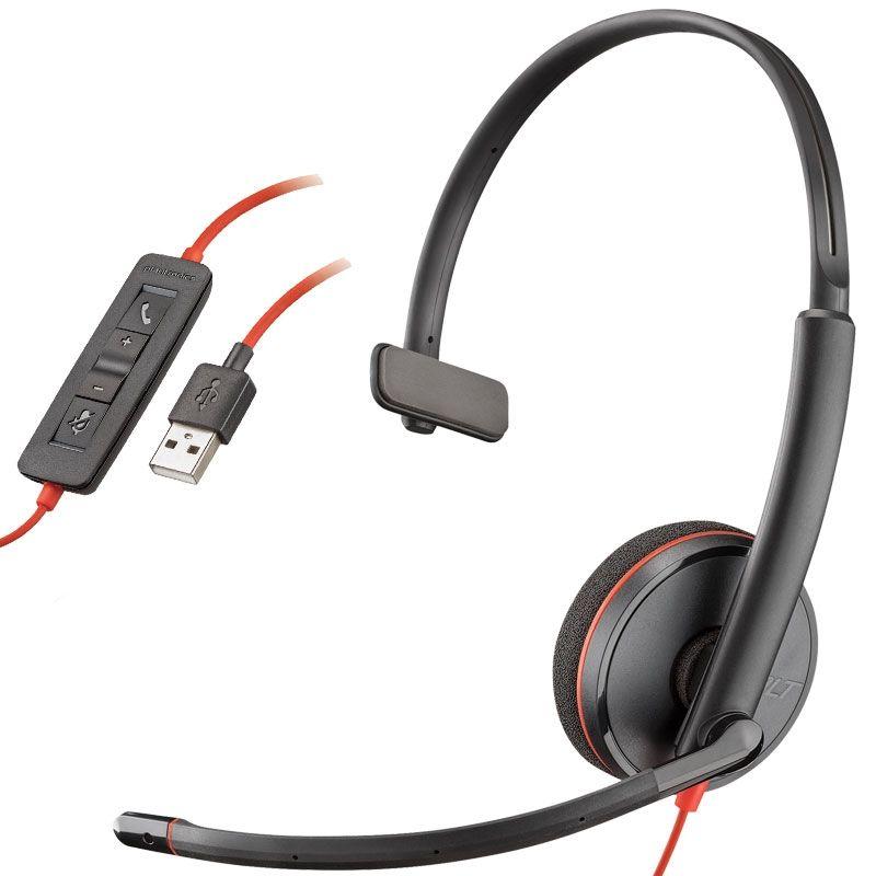 Plantronics - Blackwire 3210 USB