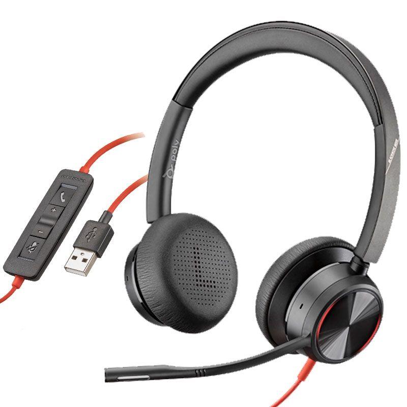 Poly - Blackwire 8225 USB-A UC
