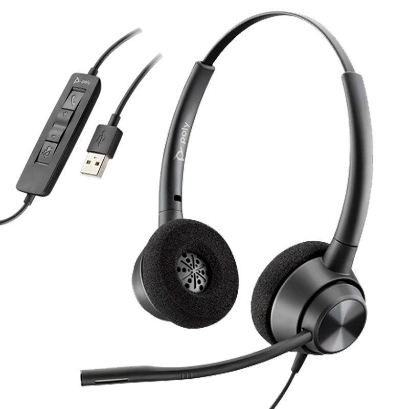 Plantronics - EncorePro 320 USB-A