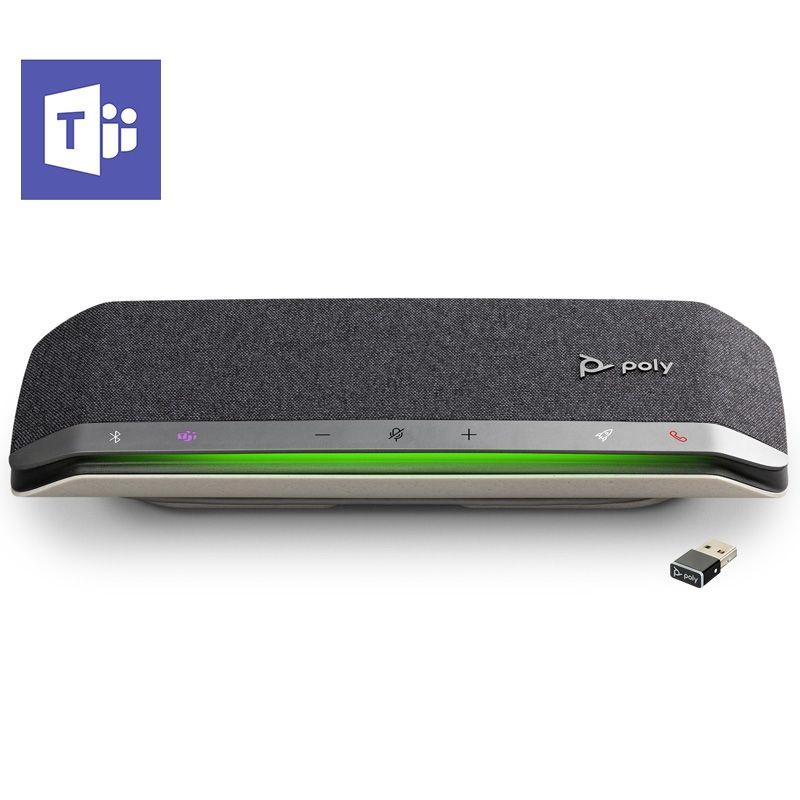 Poly Sync 40+ avec Dongle BT600 USB-A – Version Microsoft Teams
