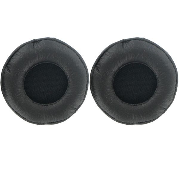 2 coussinets simili cuir pour casques Sennheiser