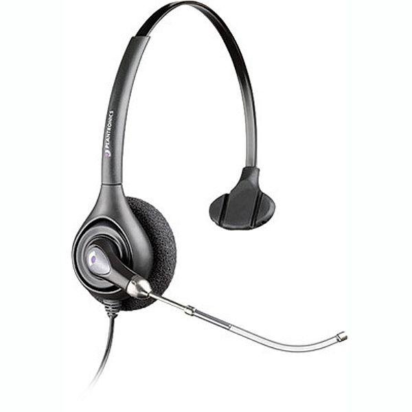 Plantronics - Casque SupraPlus HW251H QD pour mal-entendants