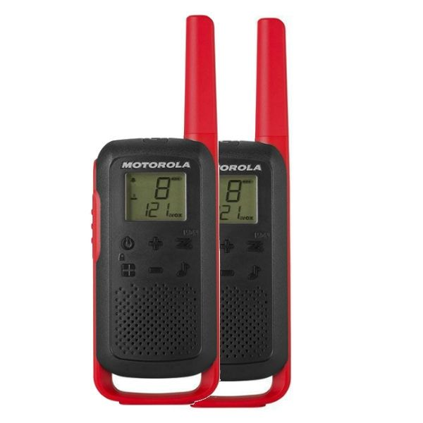 Motorola TLKR T62 - Rouge