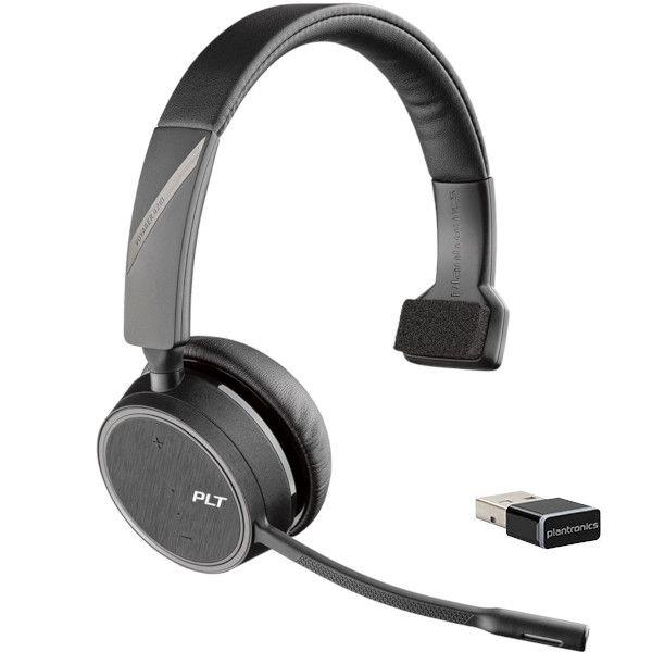Casque Bluetooth Plantronics Voyager 4210 UC USB-A