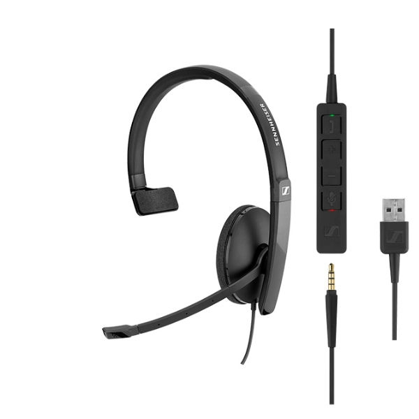Sennheiser SC 135 - USB and 3.5mm Jack
