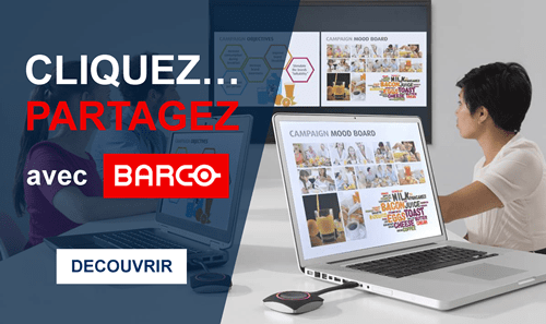 Solutions Barco ClickShare