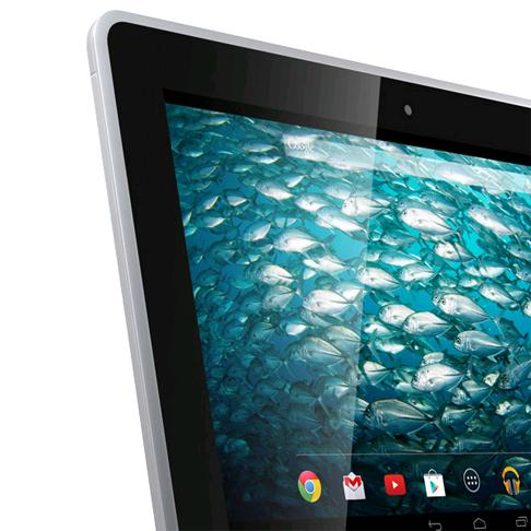 tablette gigaset qv1030 tablette tactile android 10 1. Black Bedroom Furniture Sets. Home Design Ideas