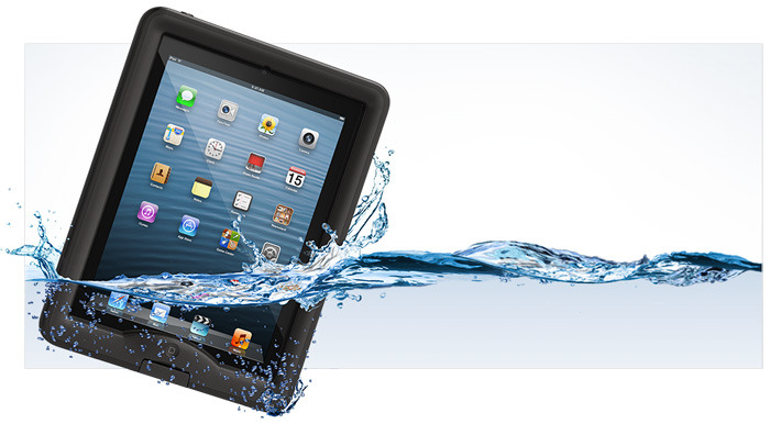 lifeproof ipad