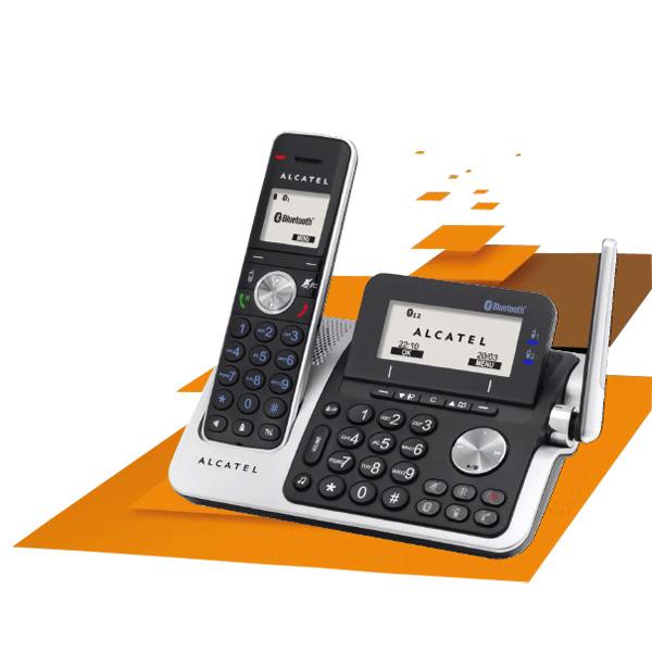 alcatel xp2050 t l phone sans fil r pondeur alcatel. Black Bedroom Furniture Sets. Home Design Ideas