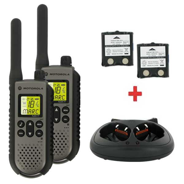motorola tlkr t7 pack mallette talkie walkie sans. Black Bedroom Furniture Sets. Home Design Ideas