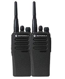 Talkie-walkie avec licence