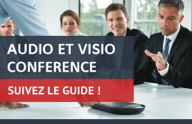 Guide audio et visioconférence