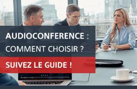 Guide d'achat audioconférence