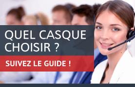 Guide casques téléphoniques
