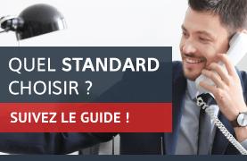 Guide d'achat standard téléphonique