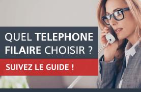 Guide d'achat téléphone filaire