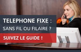 Guide d'achat téléphone fixe