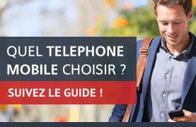 Guide d'achat téléphone mobile