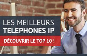 Top 10 des meilleurs téléphones IP