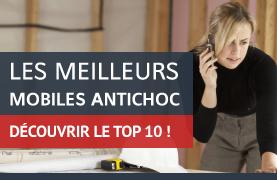 Top 10 meilleur téléphone incassable