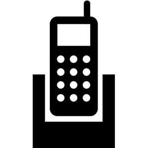 Wireless DECT Phone