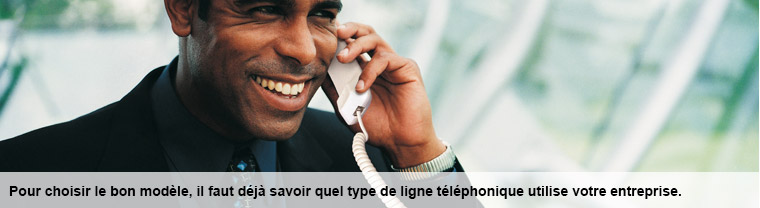 Comment choisir vos postes téléphoniques