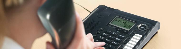 Les principales fonctions des téléphones de bureau