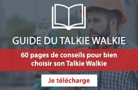 Téléchargez le guide des talkies !