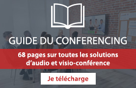 Téléchargez le guide du conferencing !