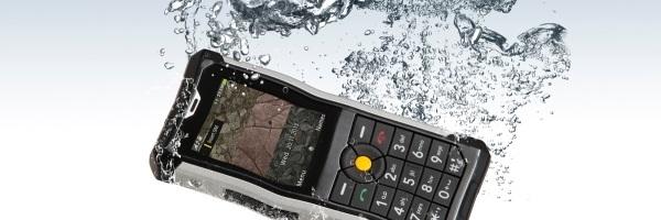 Téléphone portable incassable